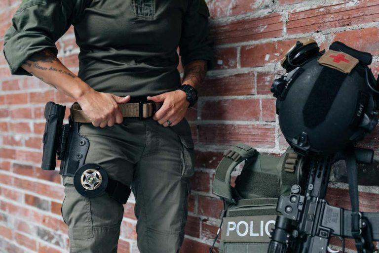 Hero's Pride® Tactical Duty Gear belts